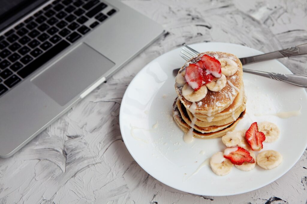 What do digital content and pancakes have in common?